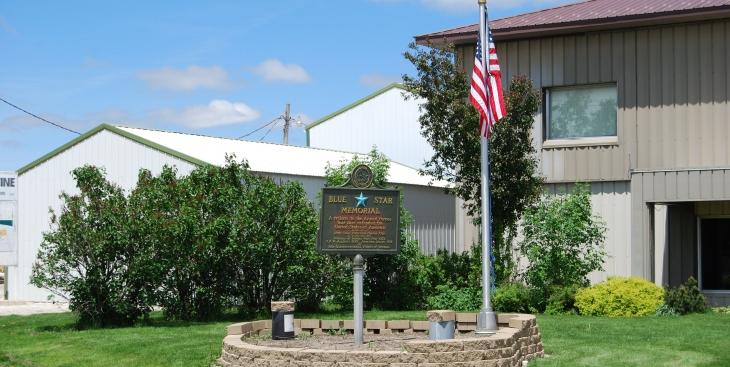 Blue Star Memorial 4
